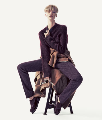 Venice-Magazine-Winter-2014-Issue-Under-Cover-Andreas-Ortner-Hannah-Godde-Luisa-Bianchi-AM-Model-Management-7