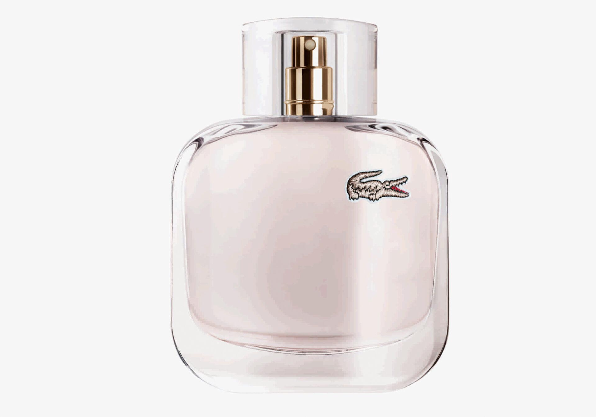 Elegant fragrance from the EAU DE LACOSTE L.12.12 Pour Elle collection.