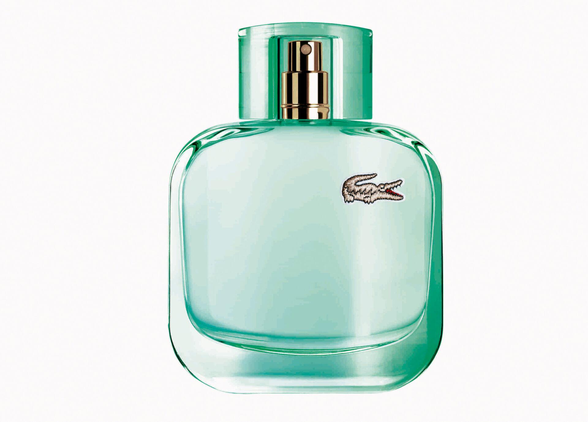 Natural fragrance from the EAU DE LACOSTE L.12.12 Pour Elle collection.