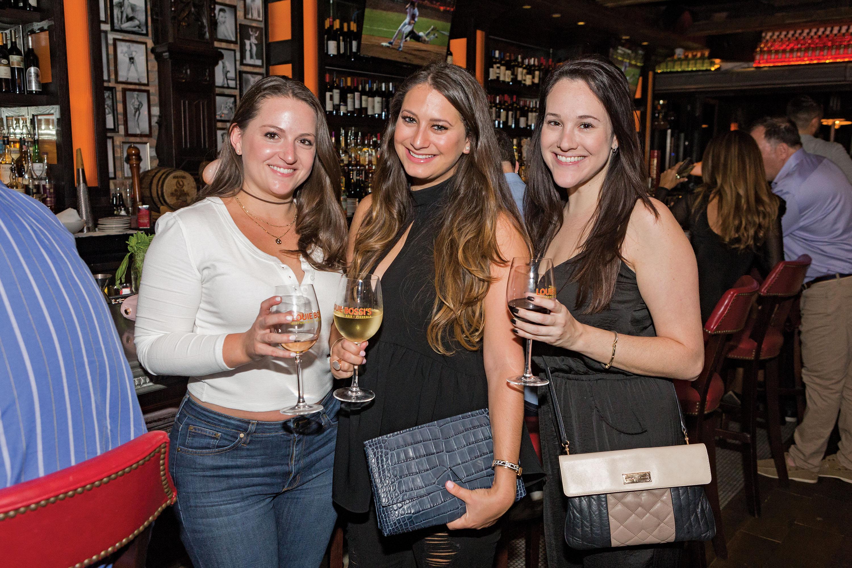 ali-williams-samantha-goldberg-and-ali-phillips-louie-bossis-ristorante-Fort-Lauderdale-Venice-Magazine