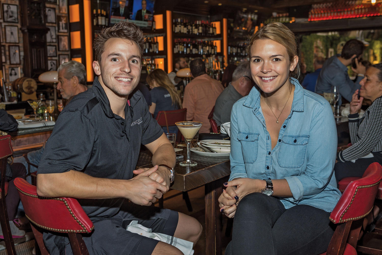 donald-kleckner-kerry-curler-louie-bossi-ristorante-Fort-Lauderdale-Venice-Magazine