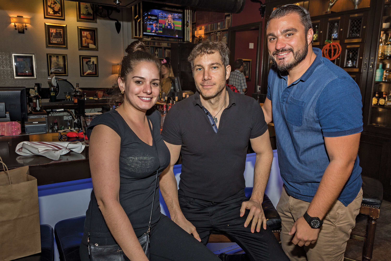 flavia-souza-lance-kotcher-gabe-broide-american-social-bar-restaurant-Fort-Lauderdale-Venice-Magazine