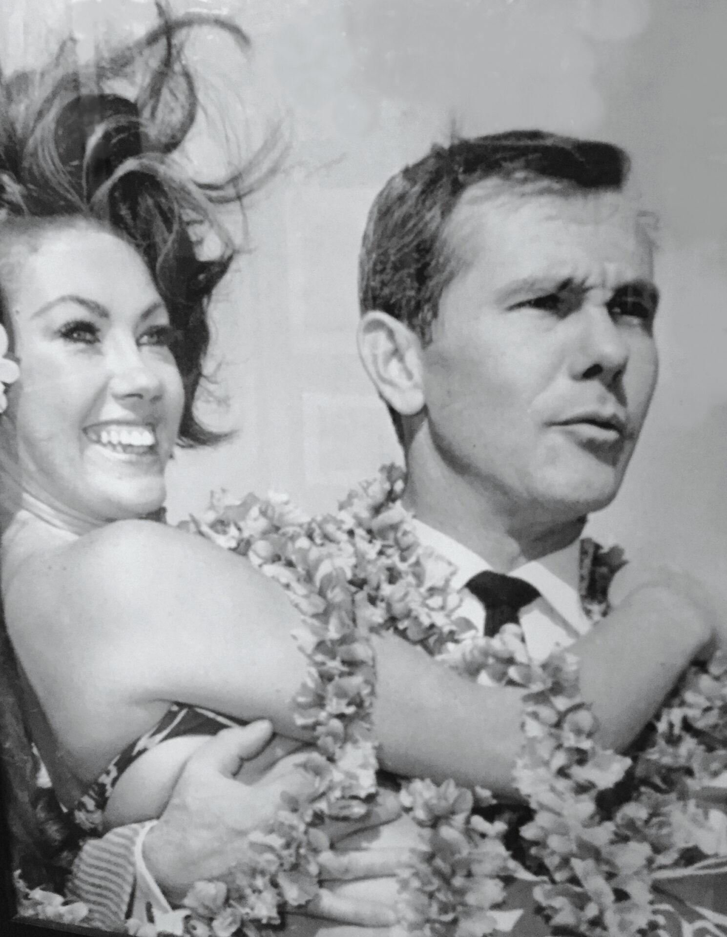 johnny-carson-mystery-girl-sally-sewell-Mai-Kai-Restaurant-Tiki-Culture-Polynesia-Island-Dreams-Tom-Austin-Hukilau-Festival-Fort-Lauderdale-Venice-Magazine