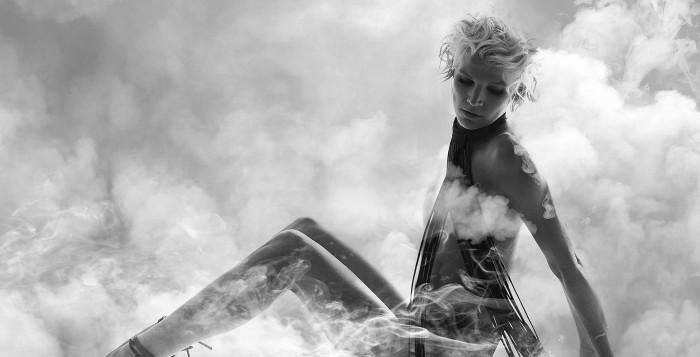 After-the-smoke-clears-venice-a.b.-Hombre-Maison-Marie-Saint-Pierre-necklace-Sam-Edelman-heels-shorts