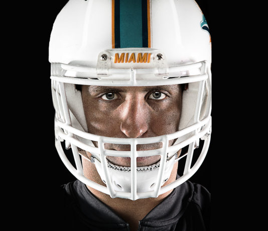 Anthony-Fasano-Miami-Dolphins-venice-magazine-tight-end-jon-warech-eduardo-schneider-next-chapter-rehab-football-helmet