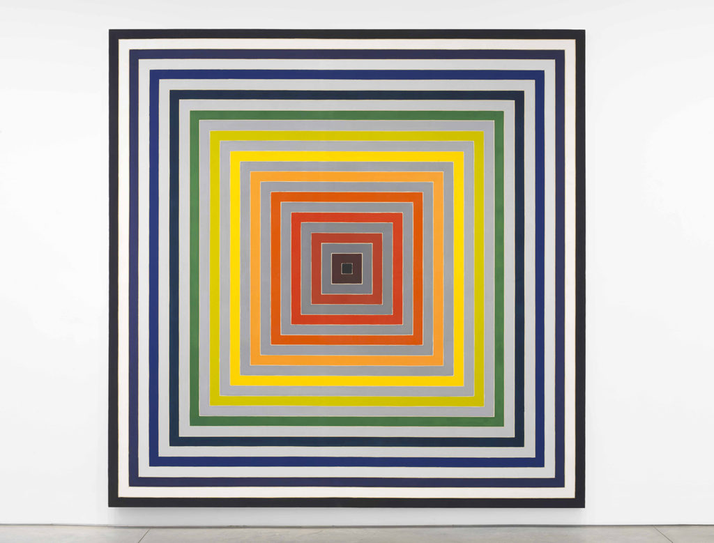 NSU-Art-Museum-Venice-=Magazine-Tom-Austin-Fall-2017-Frank-Stella-Lettre-sur-les-sourds-et-muets-II