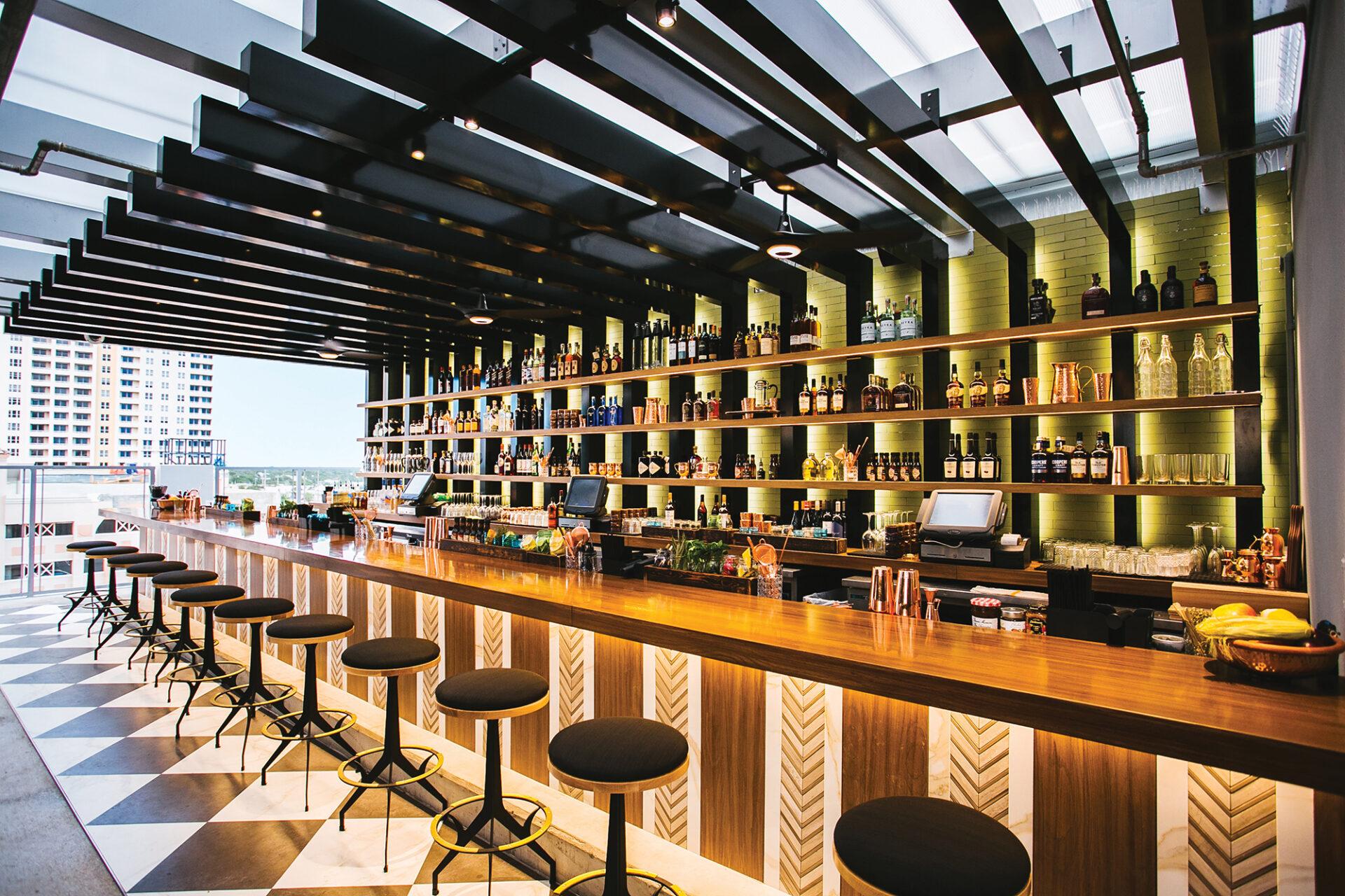 Vine Restaurant And Bar