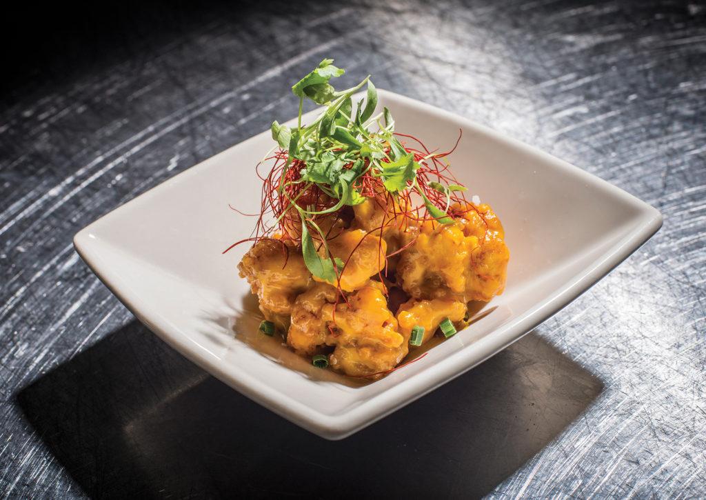chef-douglas-rodriguez-venice-magazine-alma-de-cuba-fort-lauderdale-mojitobar-miami-cuban-food-winter-nila-do-simon-carlos-suarez-cafecito-felipe-cuevas-Crispy-shrimp-chícharones