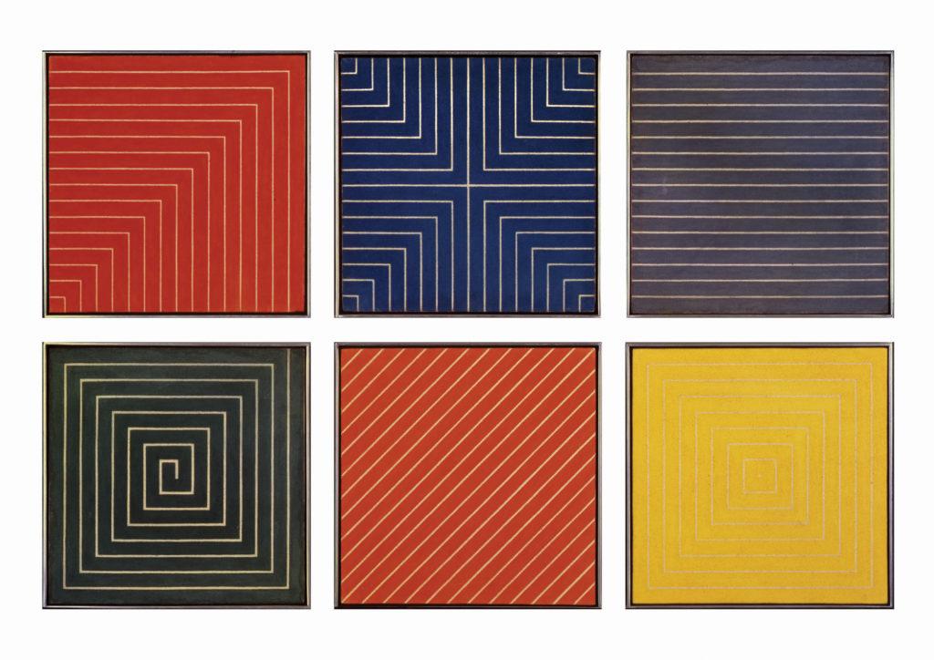 frank-stella-Benjamin-Moore-Paintings-phaidon-venice-magazine-spring-2018-carlos-suarez-nila-do-simon