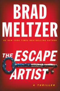 The-Escape-Artist-brad-meltzer-judd-winnick-literary-feast-venice-magazine-spring-2018-issue-carlos-suarez-nila-do-simon
