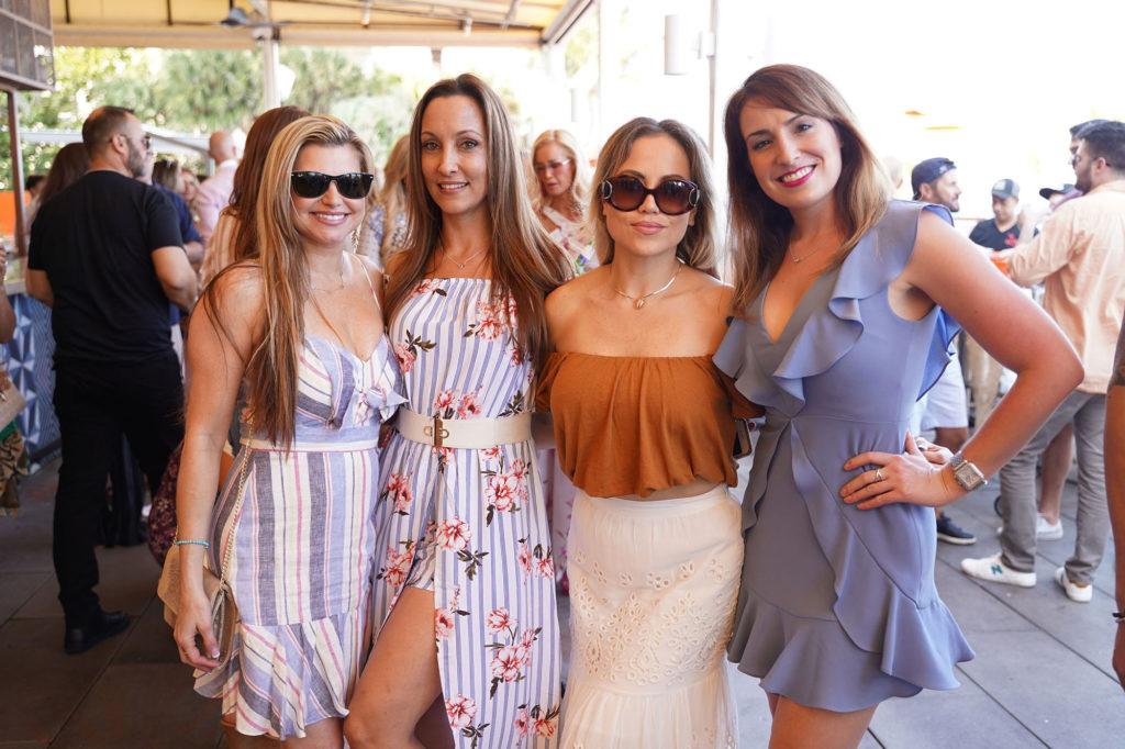 Erica-Morse-Jackie-Barnett-Cinthia-Ramos-Jessica-Bauer-lona-venice-fort-lauderdale-cover-party-beach