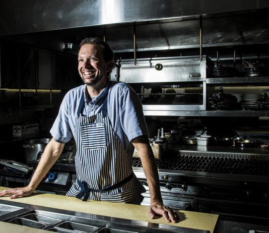 Chef-joel-ehrlich-valentino-one-door-east-felipe-cuevas-clarissa-buch-venice-magazine-fort-lauderdale-kitchen