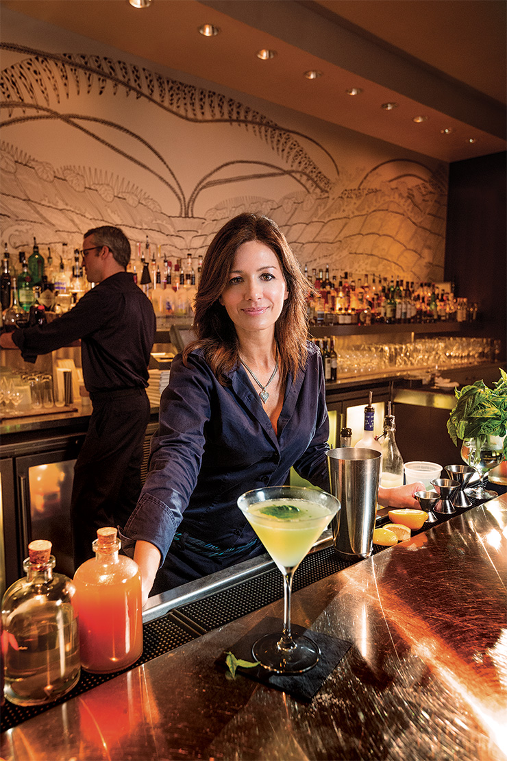 Venice Magazine-Premiere Issue 2014-Shake It Up-The Limonata Cocktail-Heather Soltis-Steak 954