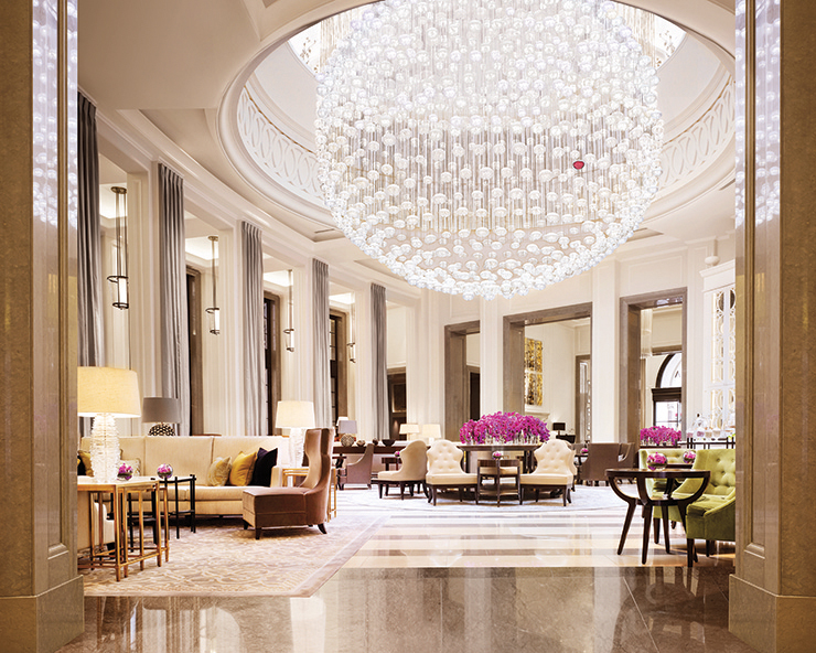 ?Corinthia Hotel London combines traditional grandeur with modern freshness in a redesigned Victorian destination located in the heart of London.