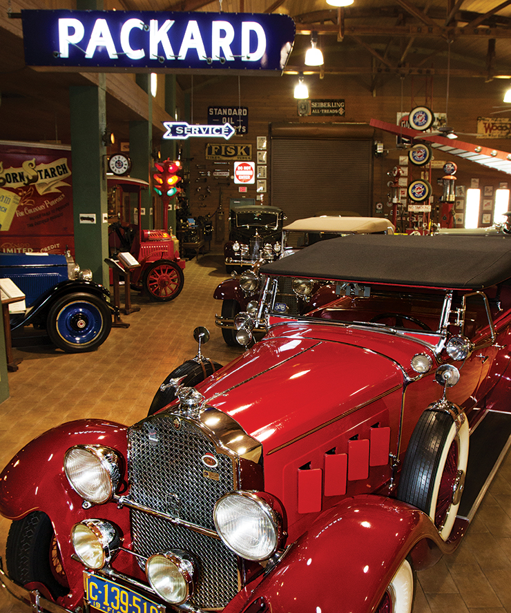 Car & Driver: The Antique Car Museum | Venice magazine