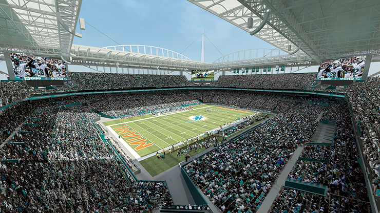 Venice-Magazine-Summer-2015-Issue-The-Suite-Life-by-Chauncy-Mabe-Dolphins-New-Stadium