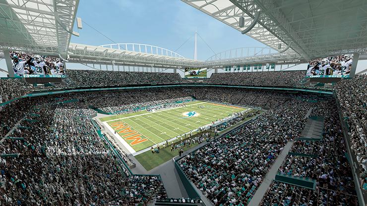 The Suite Life Sun Stadium
