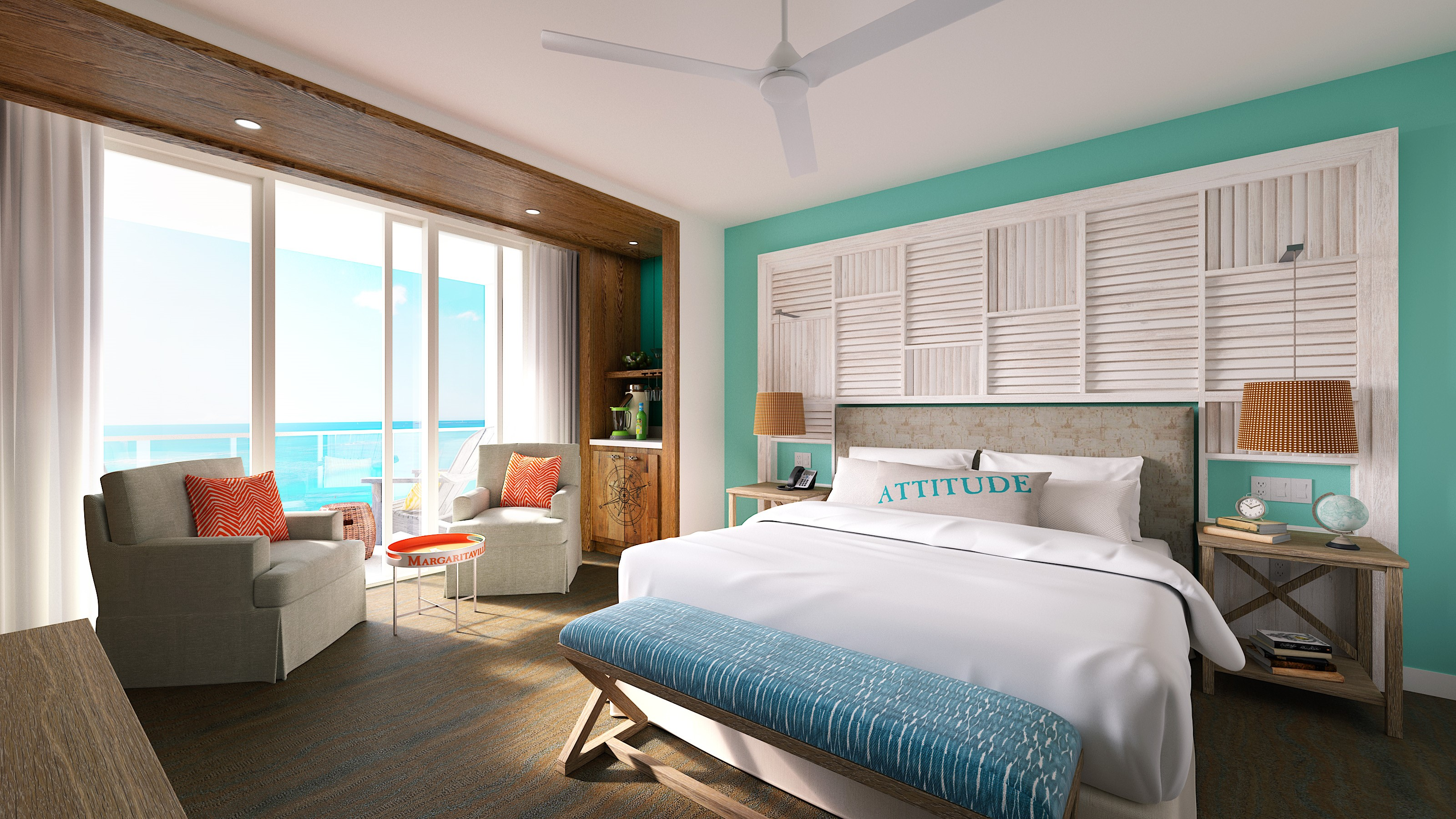 VENICE: Margaritaville Hollywood Beach Resort is Open – And