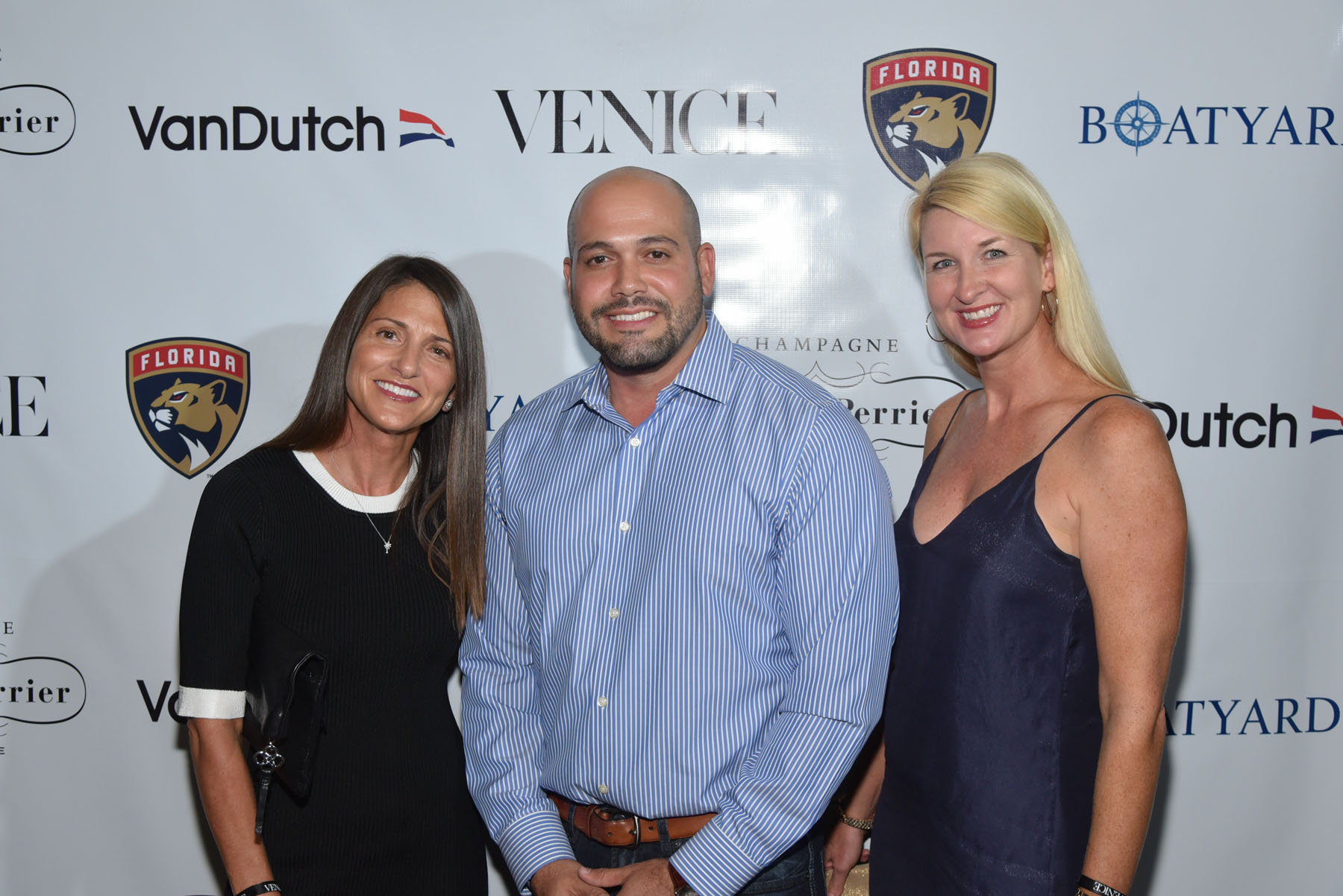 alexis-altman-michael-toroker-maggie-king-City-Cool-Boat-Yard-Fort-Lauderdale-Venice-Magazine