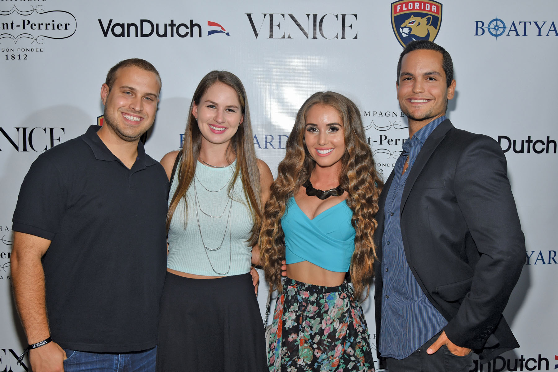 chris-cannata-alexa-kapilow-melissa-kapilow-gabriel-saturna-City-Cool-Boat-Yard-Fort-Lauderdale-Venice-Magazine