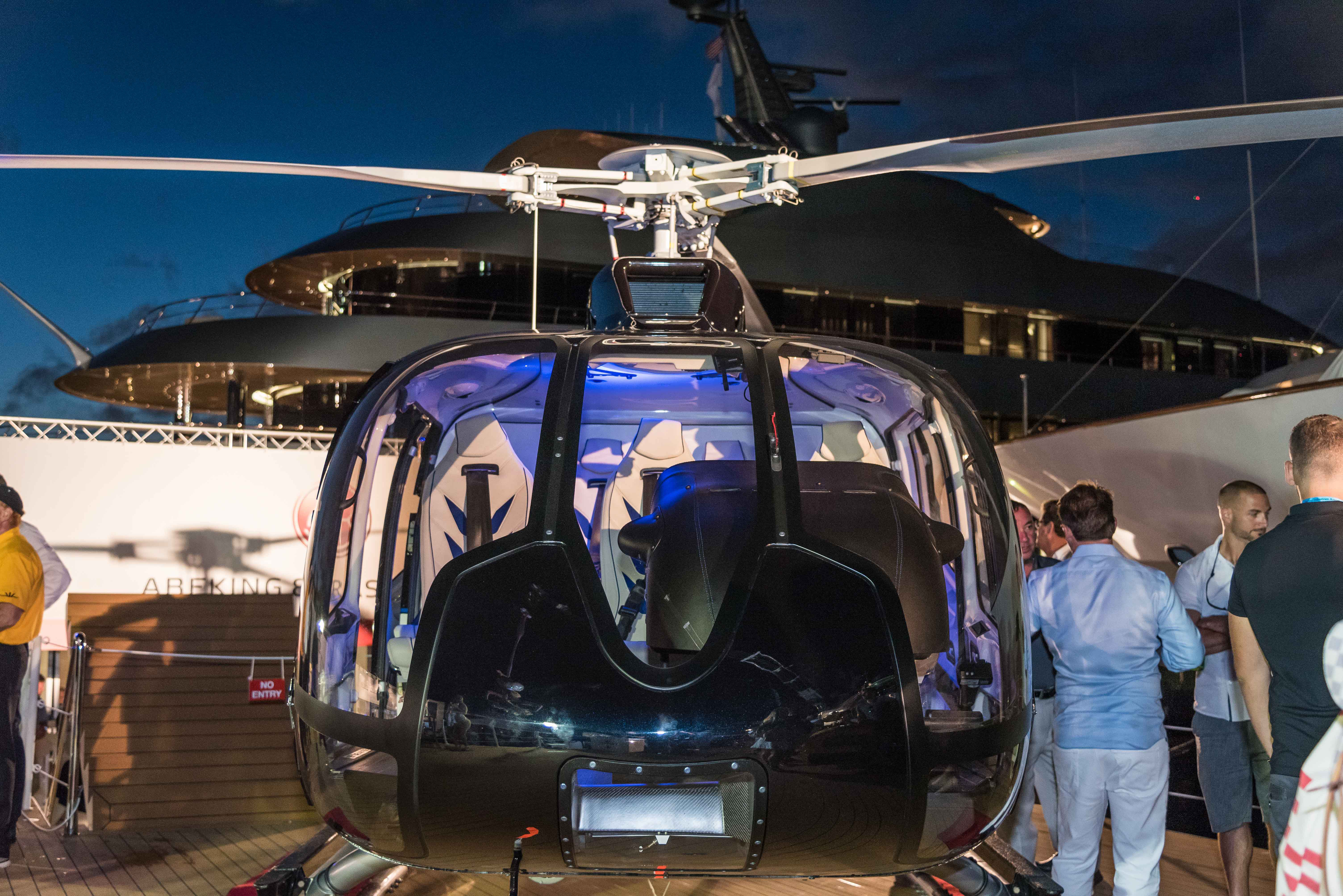 Helicopter-City-Cool-SYBASS-Fort-Lauderdale-Venice-Magazine