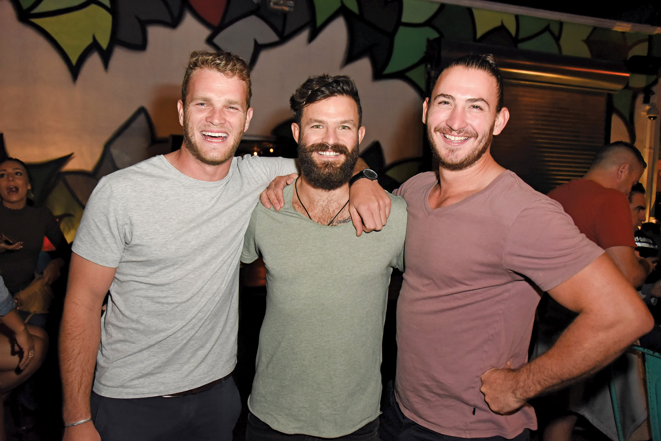 Jason-Clarke-Benjamin-Kirk-and-Jake-Dunn-Around-Town-The-Seen-Fort-Lauderdale-Venice-Magazine-Michele-Eve-Sandberg