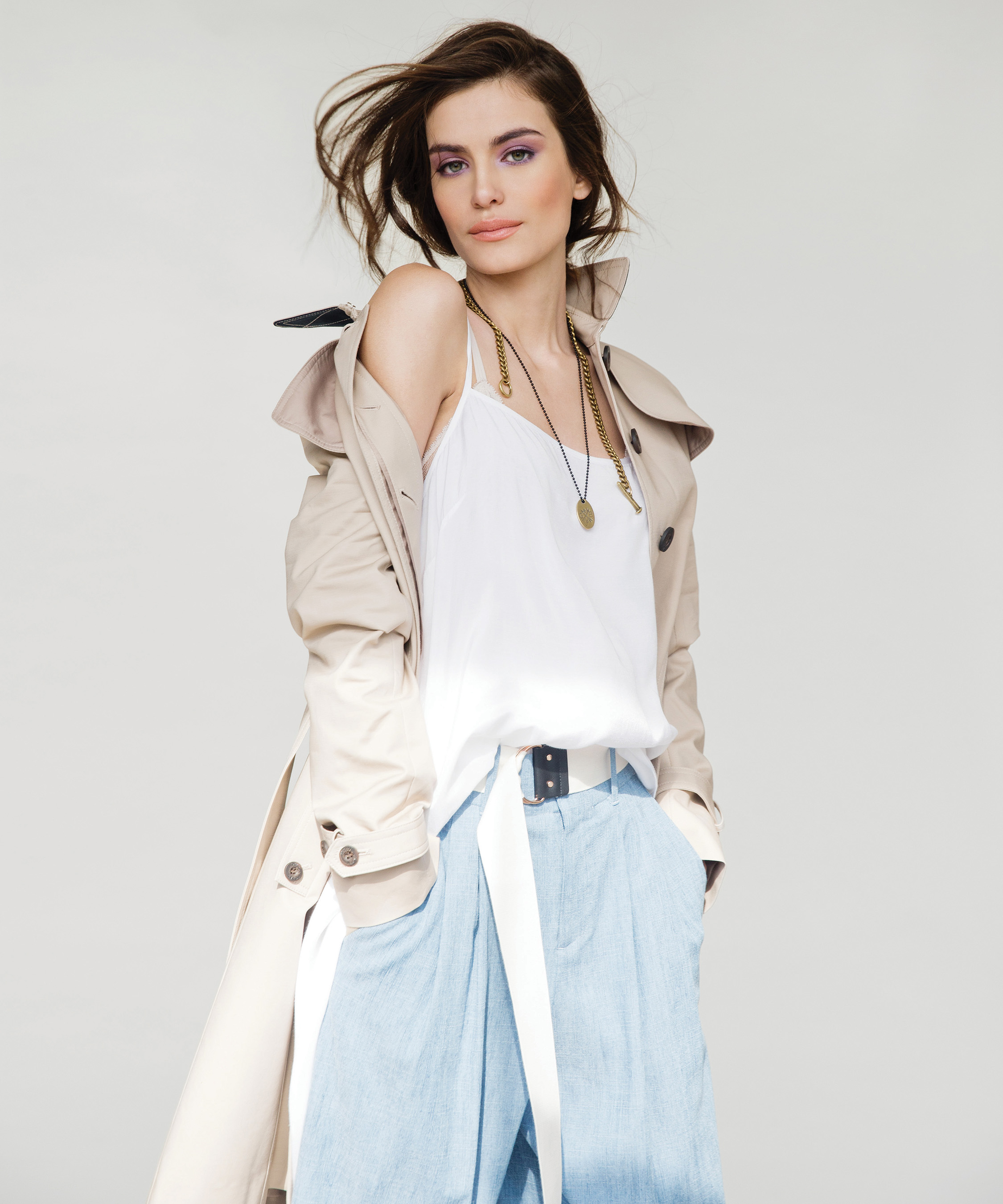 Spring-Awakening-Venice-Douglas-Mott-Kim-Chadnler-Chan-Lulu-dress-Alicfe-and-Olivia-pants-Bllomingdale-Aventura-Mall-Hobbs-trench-coat-DKNY-Nordstrom-Giles-Brother-necklace-Tini-belt-Saks-Fifth-Avenue-Bal-Harbour
