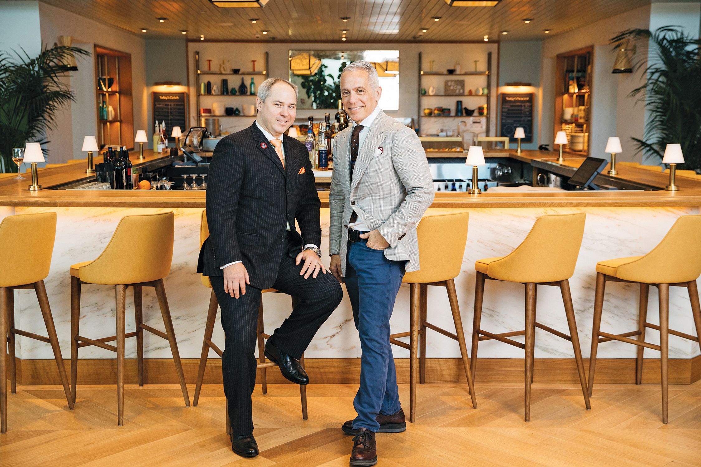 City-Cool-Patrick-Chin-Geoffrey Zakarian-Brian-Van-Flandern-Point-Royal-and-Counter-Point