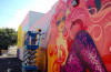 The-Future-is-Female-tati-suarez-jill-weisberg-The-Power-of-Pink-mural-artist-art-South-Florida-Hollywood