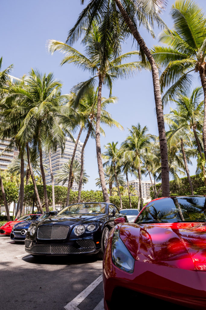 Venice-Magazine-Jessica-Mehalic-Lucas-Carpaccios-Sip-and-Savor-Italian-Bal-Harbour-carpaccio-valet-italian-cuisine-vintage-car-luxury-car-parking-outside-lot-Sip-and-Savor-Jessica-Mehalic-Lucas
