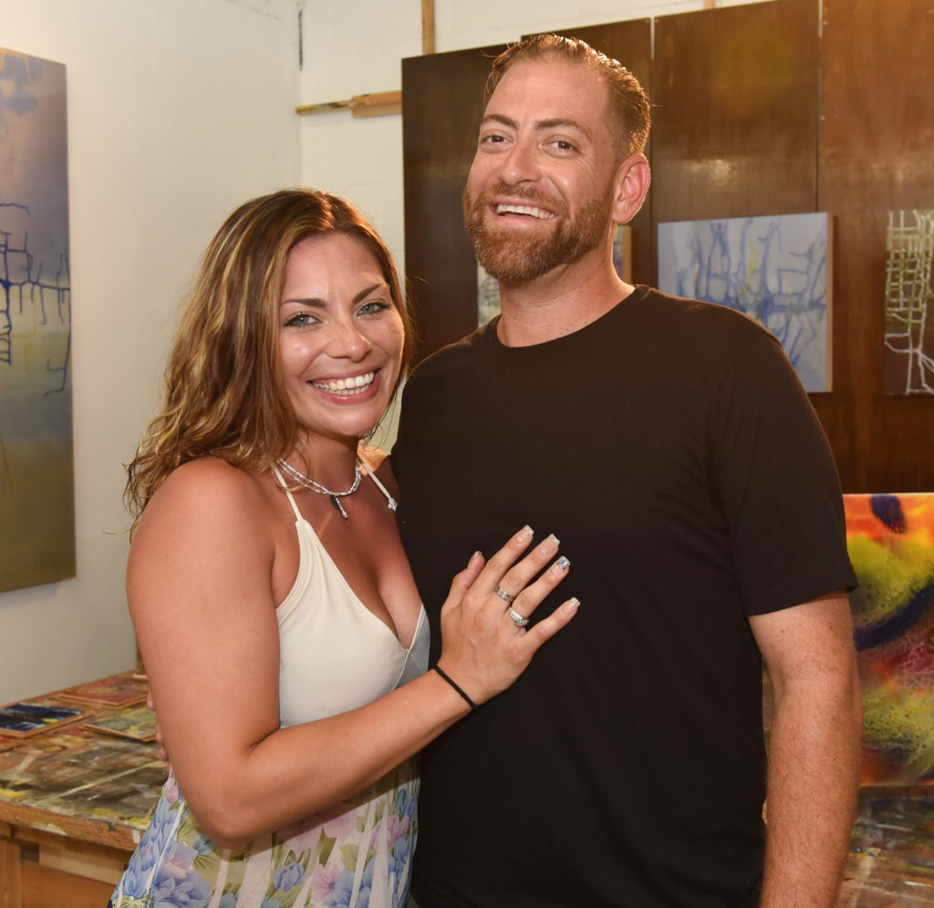 Venice-Magazine-Brittany-Law-Dylan-Corsiatto-FATVillage-Fort-Lauderdale-ArtWalk