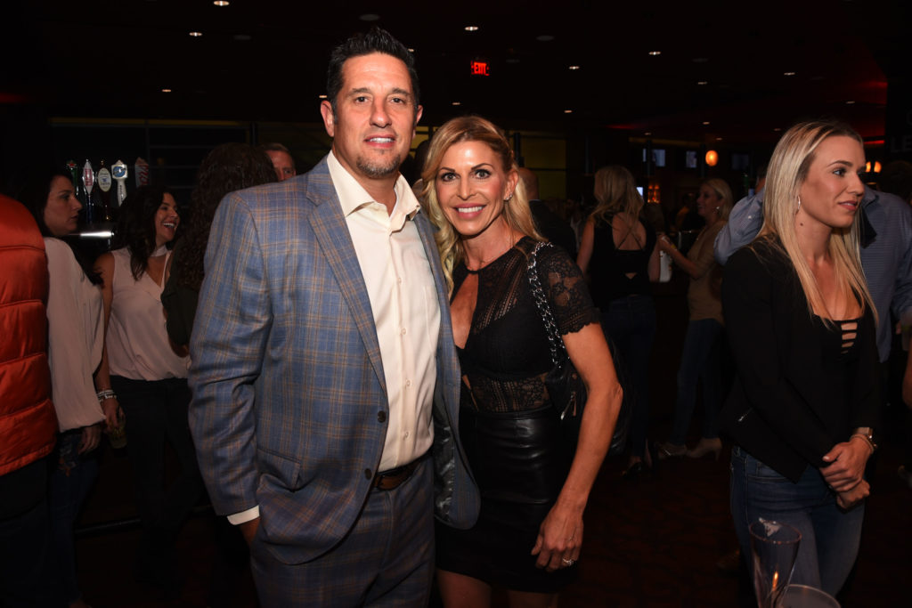 Bob-Boughner-Jennifer-BoughnerBig-John-Venice-magazine-Florida-Panthers-BB&T-Center-Fall-2017-Cover-party