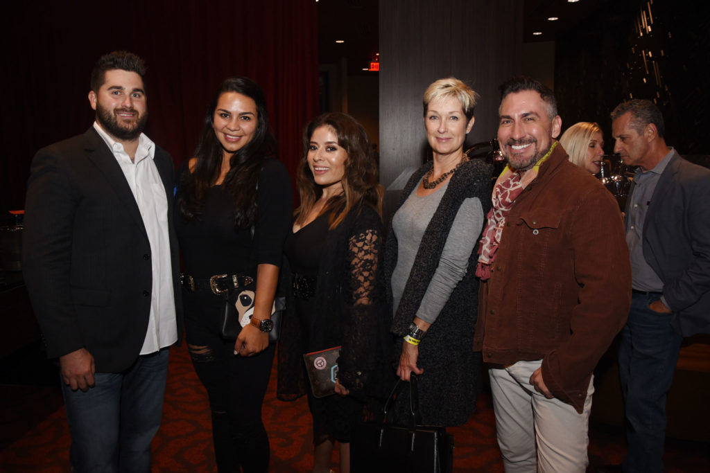 Zander-White-Molly-Martinez-Aracely-Bravo-Marijke-White-Carlos-Marrero-Carlos-Suarez-Bob-Boughner-Matthew-Caldwell-Venice-magazine-Florida-Panthers-BB&T-Center-Fall-2017-Cover-party
