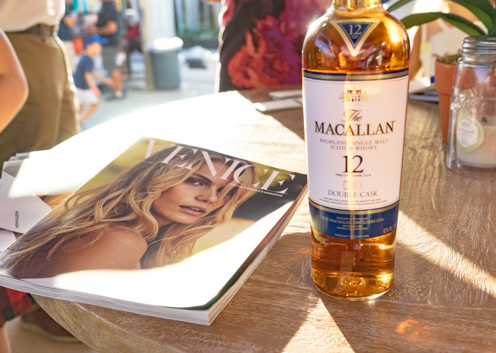 Macallan-whisky-Venice-magazine-peroni-fort-lauderdale-international-boat-show-2017-sanlorenzo-yachts-lounge-one-sothebys-mionetto