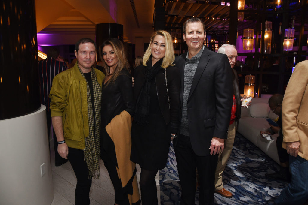 Anthony-Bermudez-Lisa-Coriaty-kourntey-Smith-Scott Smiley-Venice-magazine-Winter-Issue-cover-party-w-fort-lauderdale