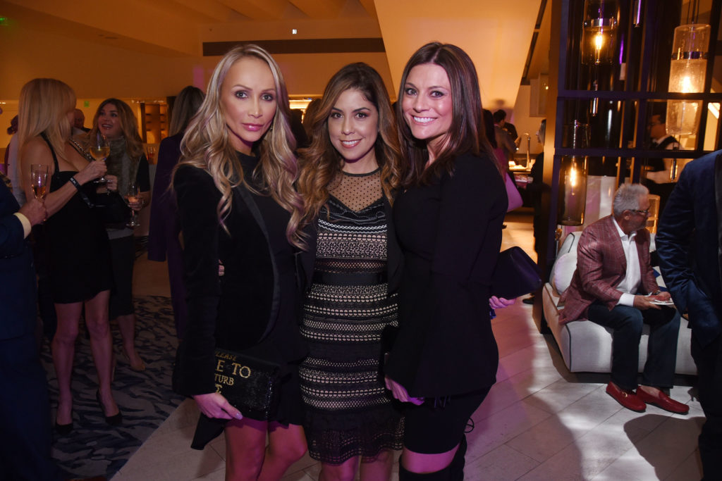 Francely-Dewenter-Leslie-Clark-Natalie-Mescolotto-Venice-magazine-Winter-Issue-cover-party-w-fort-lauderdale