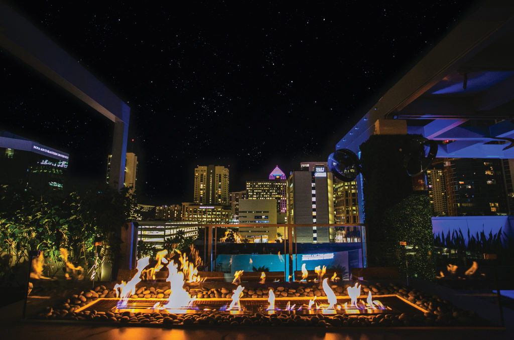 Rooftop-Fire-Pit-Rooftop-Bar-fort-lauderdale-the-restaurant-people-nightclub-lounge-jenna-ingraham-tim-petrillo