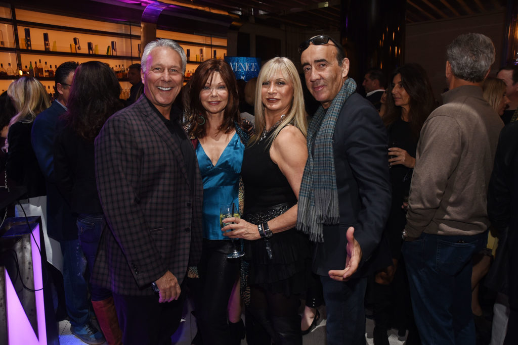 Steve-Shapiro-Janice-Hamilton-Phyllis-Smith-Zwibel-Luis-Casas-Venice-magazine-Winter-Issue-cover-party-w-fort-lauderdale