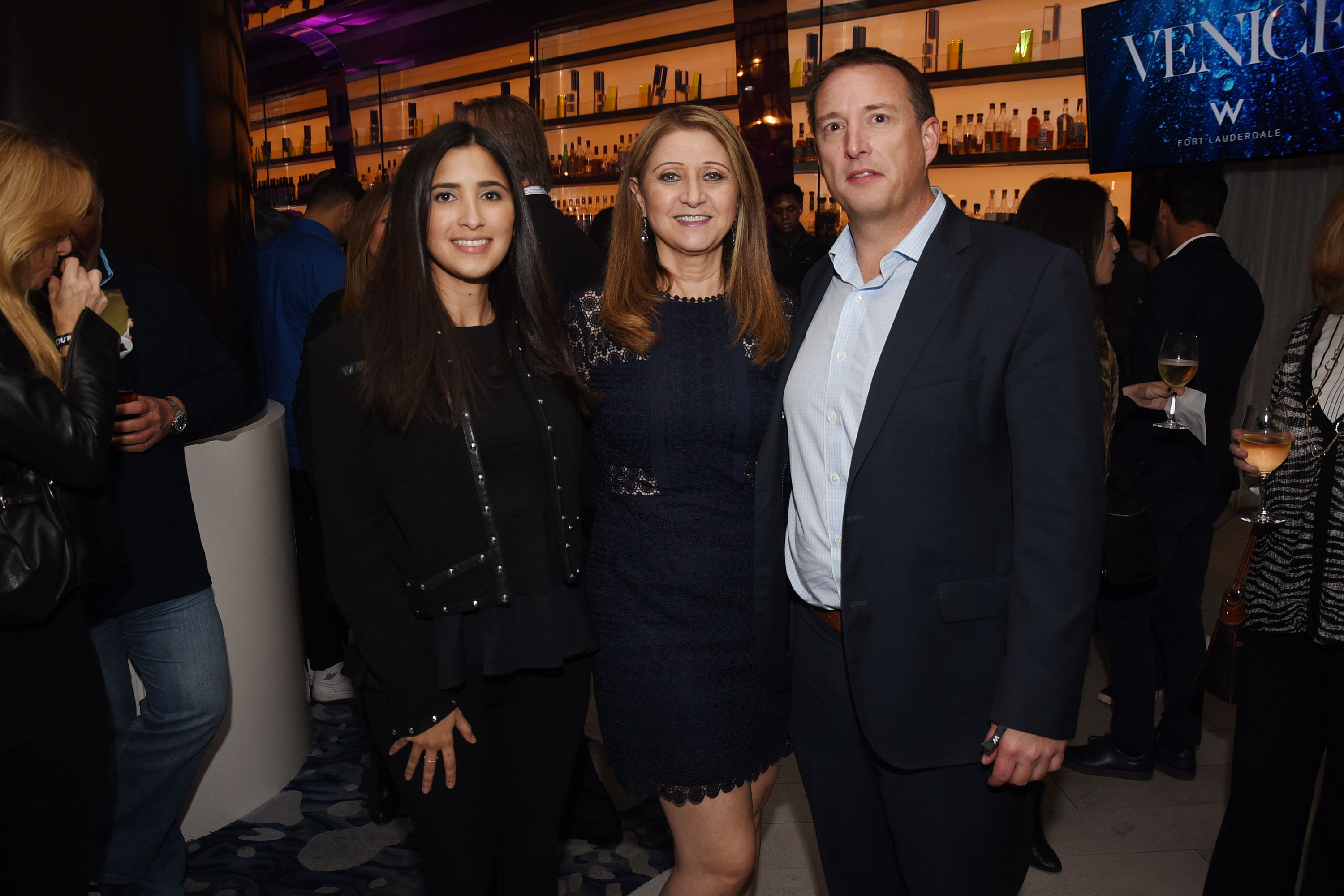 Ed Morse Cadillac >> Winter Chic: Winter Issue Cover Party at the W Fort ...