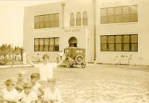 School-Daze-Larry-Schwingel-Old-Davie-School-Historical-Museum-Venice-Magazine-Summer-2018