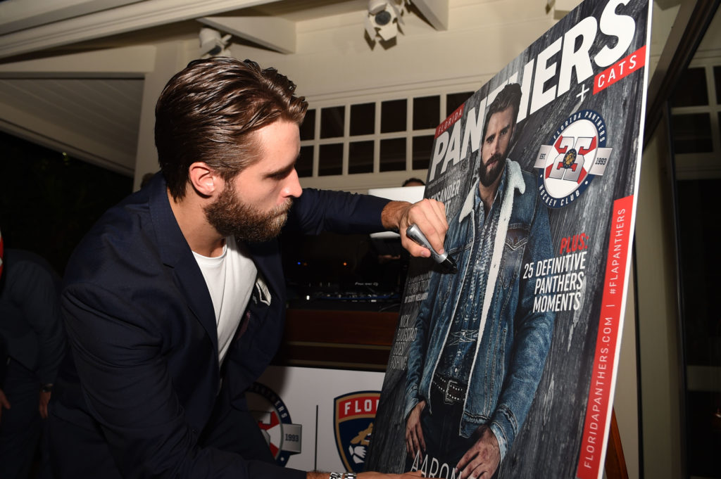 Aaron-Ekblad-venice-magazine-florida-panthers-cats-launch-boatyard