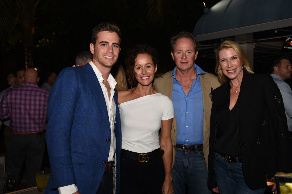 Clark-Drum-Christine-Drum-Kelly-Drum-Kari-Angelo-venice-magazine-florida-panthers-cats-launch-boatyard