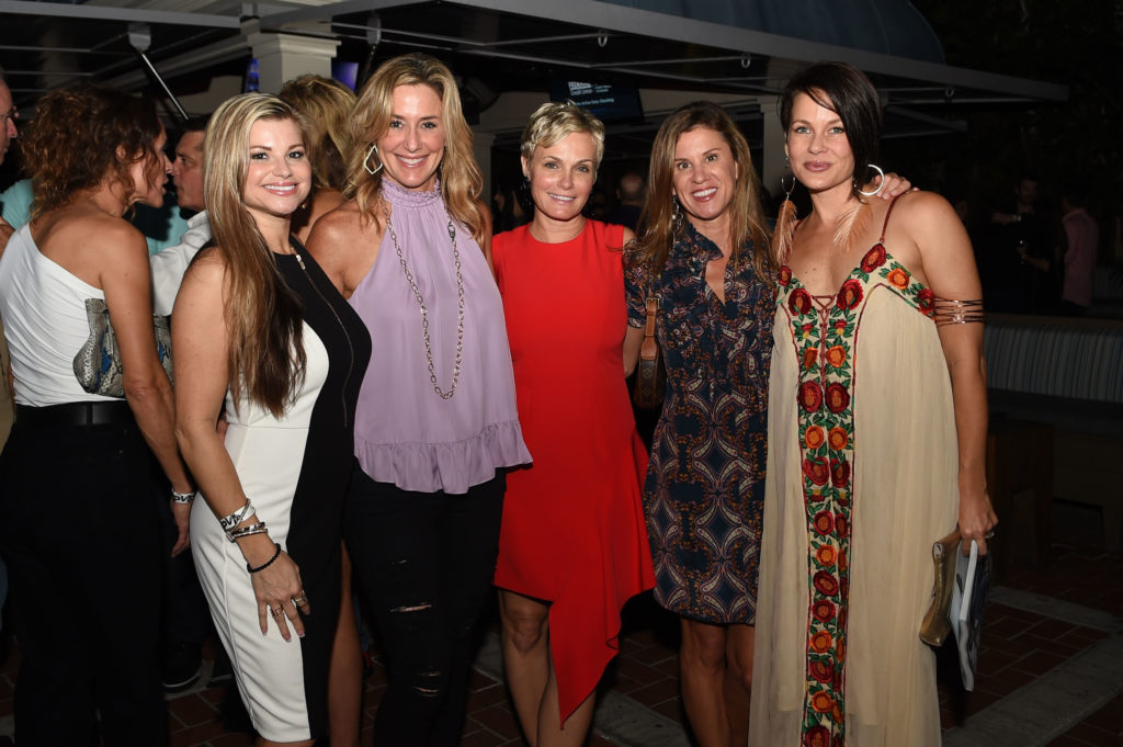 Erica-Morse-Pam-Butler-Lori-Suarez-Andrea-Scarborough-Paige-Held-venice-magazine-florida-panthers-cats-launch-boatyard