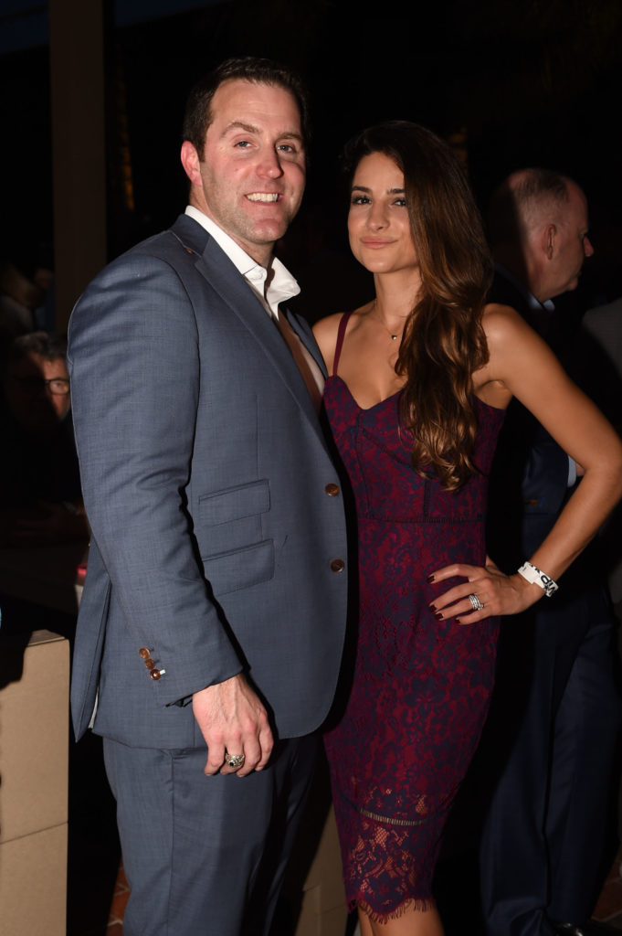 Matt-Caldwell-Fernanda-Torralba-venice-magazine-florida-panthers-cats-launch-boatyard