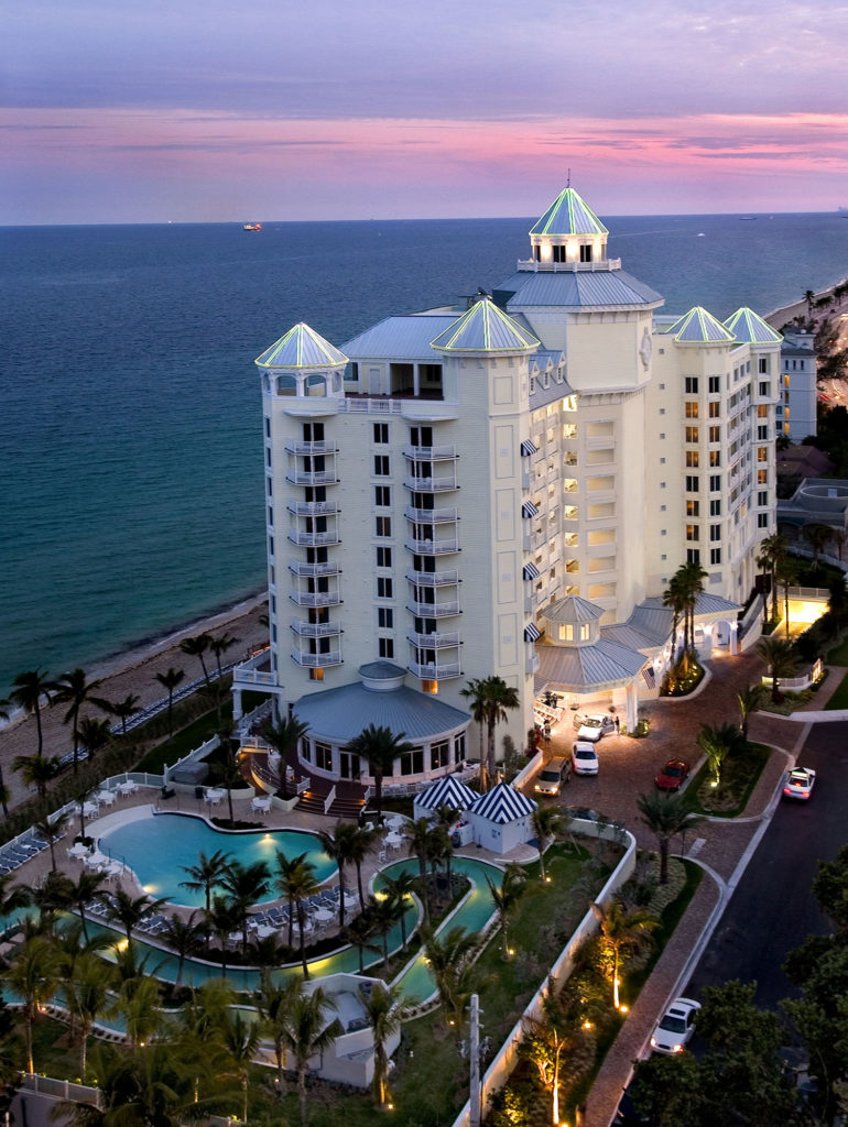 Pure-SPA-pelican-grand-fort-lauderdale-venice-holiday-Aerial