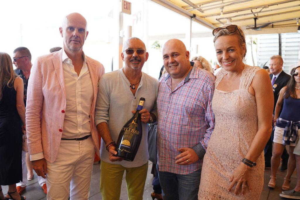 Claus-Blohm-Carlos-Suarez-Daniel-Estevez-Regina-Blohm-lona-venice-fort-lauderdale-cover-party-beach