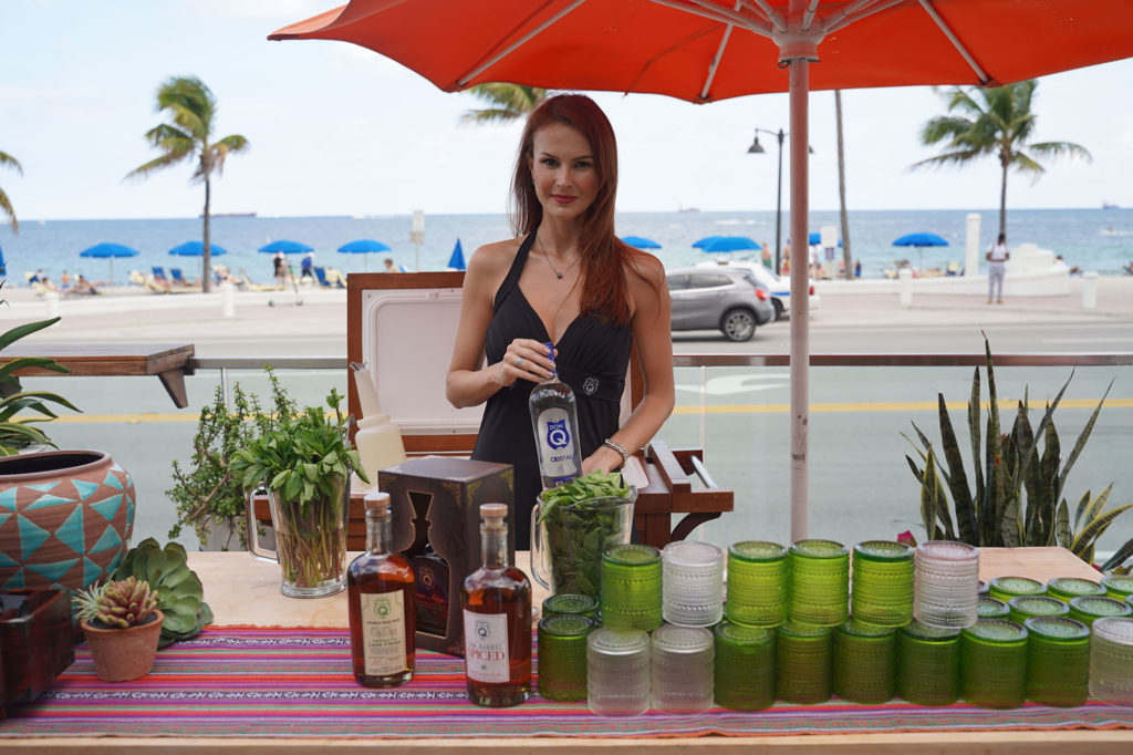 Don-Q-Bartender-lona-venice-fort-lauderdale-cover-party-beach