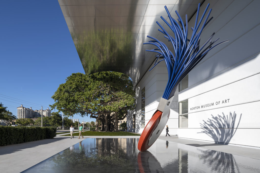 Norton-Museum-of-Art-Heyman-Plaza-venice-magazine-west-palm-beach-tom-austin