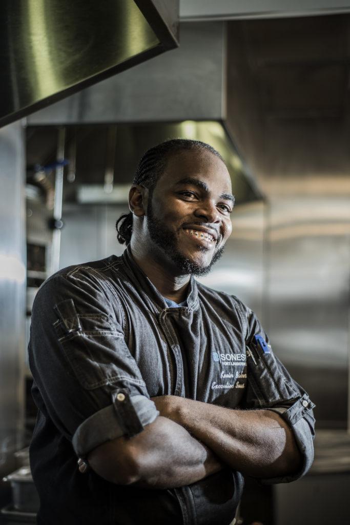Chef-Kevin-Baker-Sonesta-Fort-Lauderdale-Beach-Steelpan-Restaurant-Alona-Abbady-Martinez-Felipe Cuevas