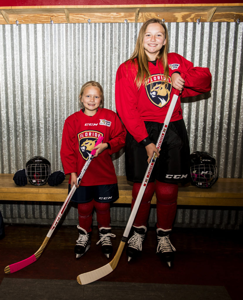 Emily-Pfalzer-Girls-Learn-to-Play-Florida-Panthers-Jameson-Olive-Felipe-Cuevas-Venice-Magazine
